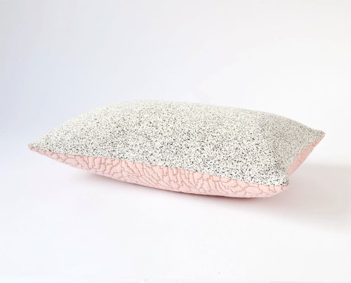 Image of Blossom Cushion Cover - Lumbar LAST ONE SAMPLE STOCK
