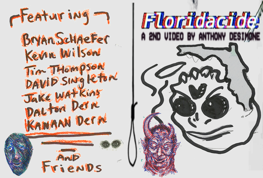 Image of Floridacide DVD