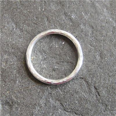 Image of Silver stacker ring
