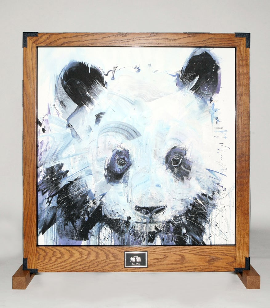 Image of Panda Japanese Tsuitate Lightbox Edition by Dave White