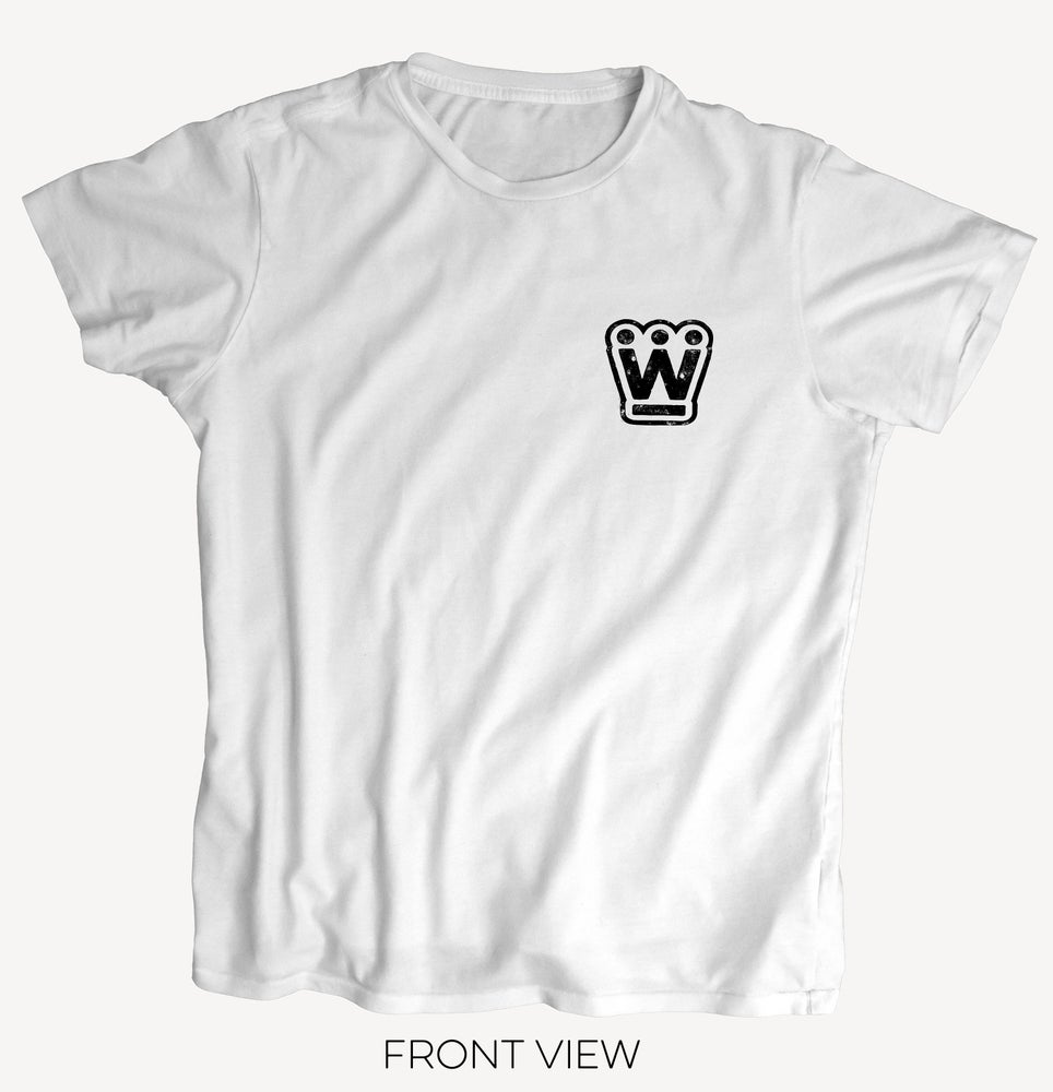 "Image of T-Shirt ""WUN TEAM"" - handprinted with love"