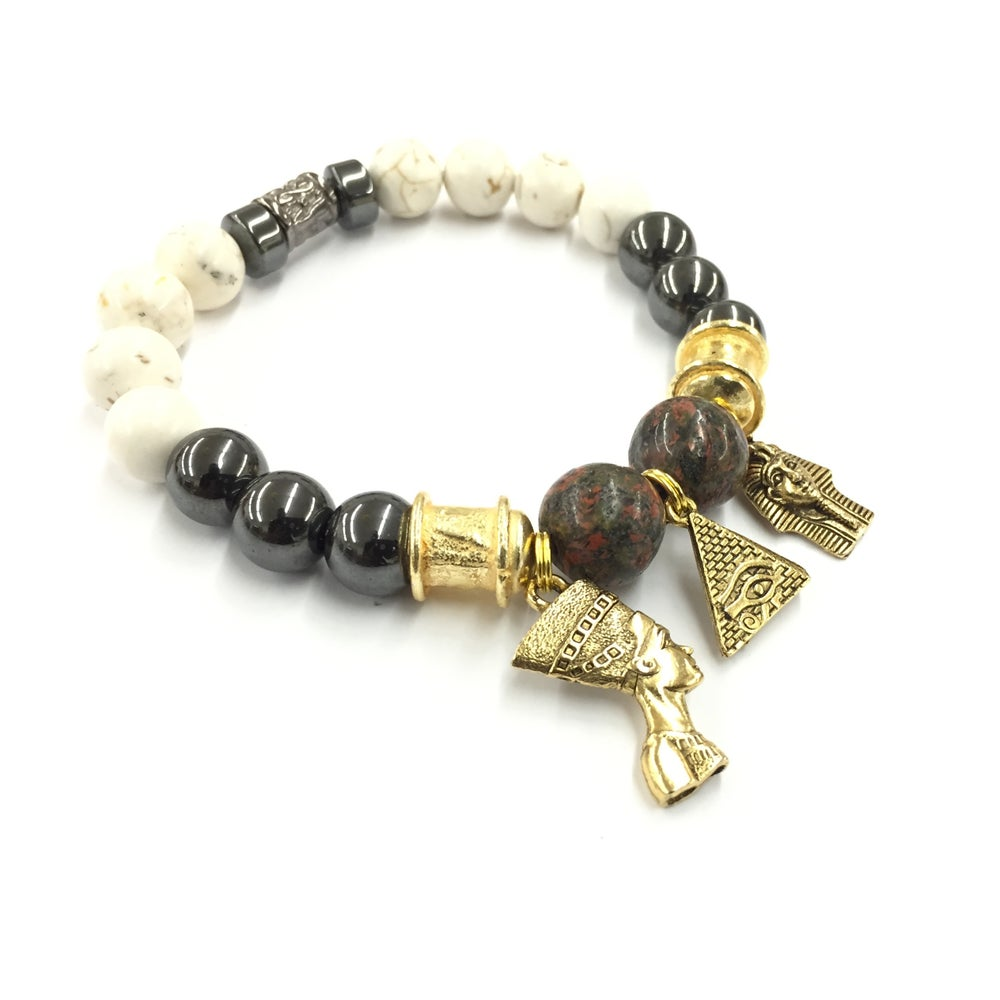 Image of Custom charm bracelet