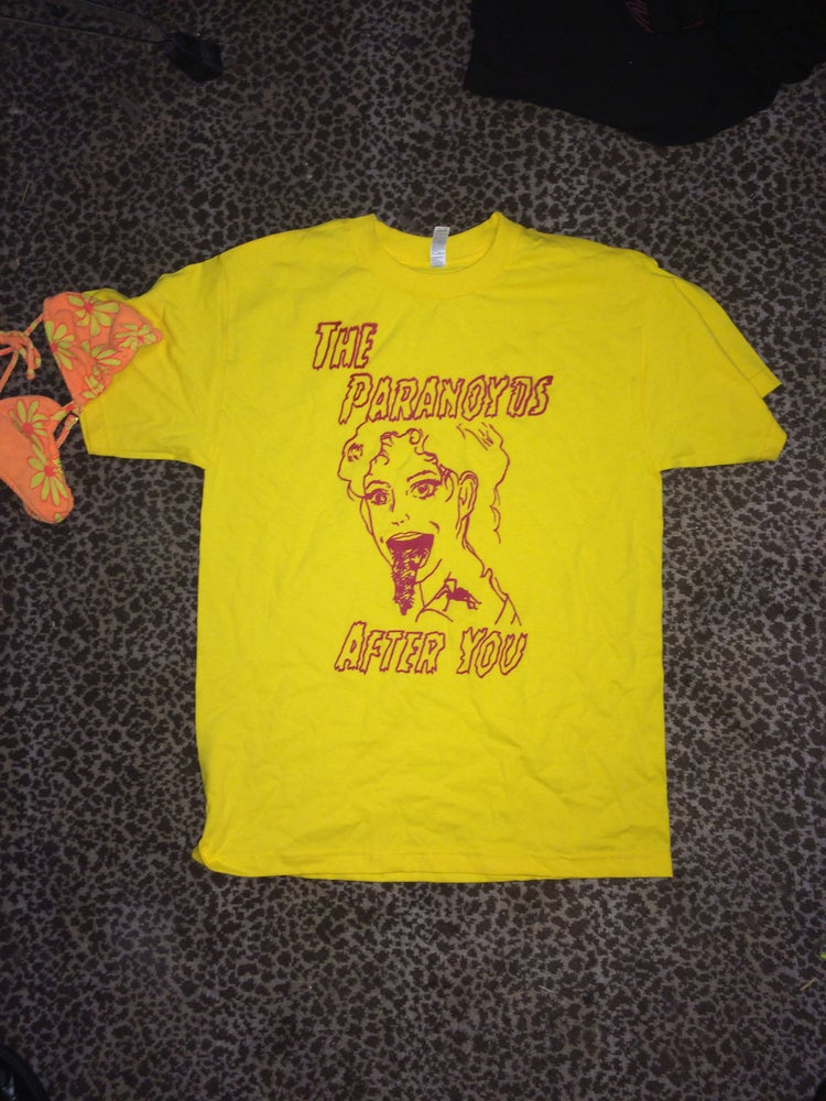 Image of AFTER YOU Tee/ Ketchup and Mustard