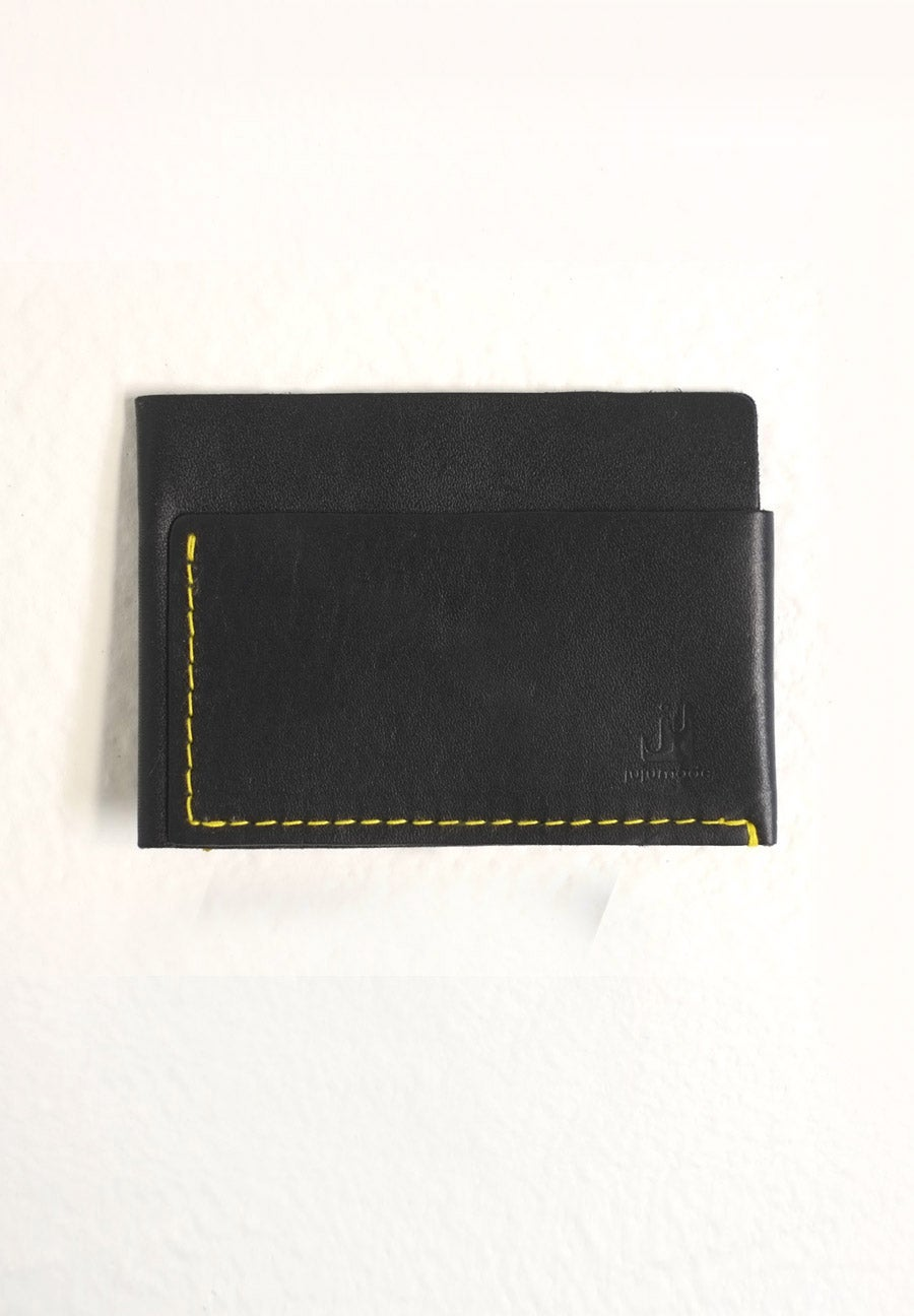 Image of black cardholder