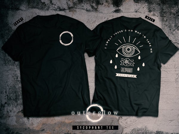 "Image of Outer Glow ""Sycophant"" T-shirt"