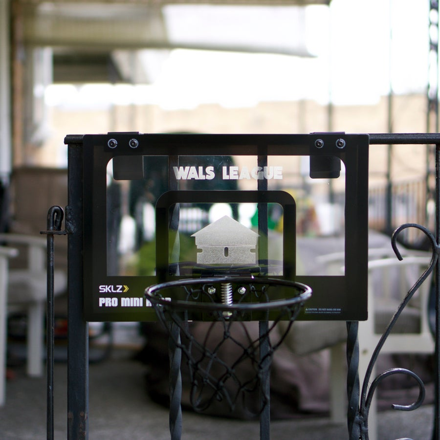 Image of WESTAHOME Mini Basketball Hoop