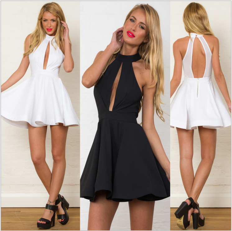 Image of CUTE SHOW BODY SEXY DESIGN DRESS g