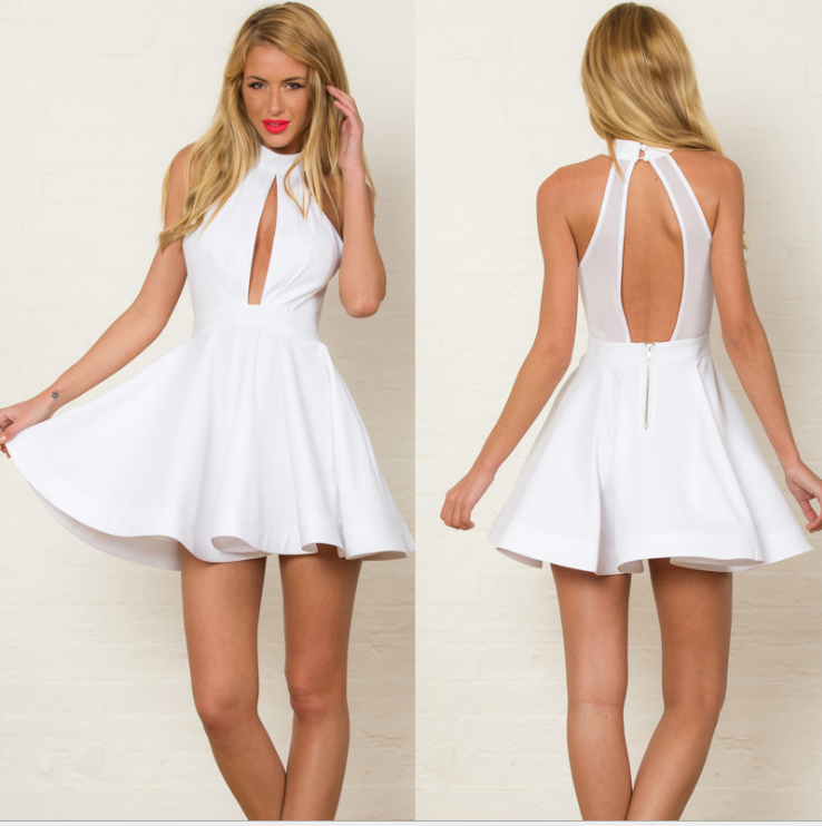 Image of CUTE SHOW BODY SEXY DESIGN DRESS g
