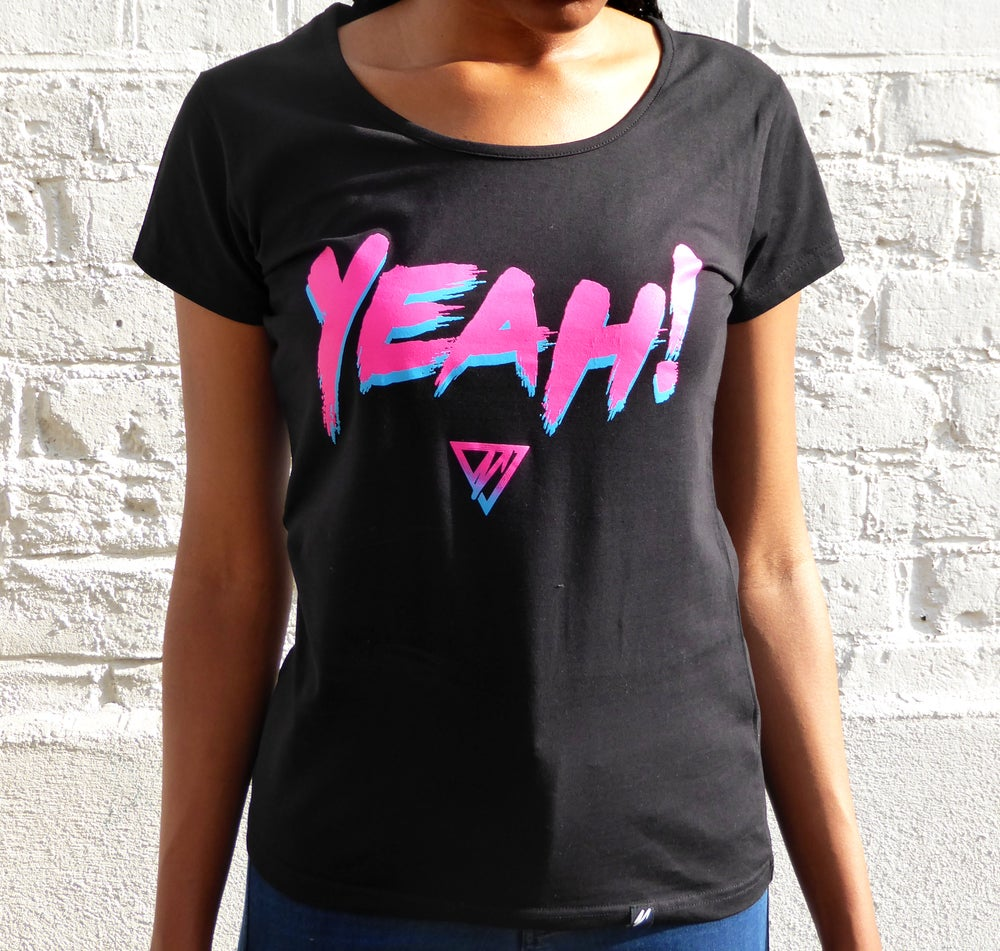 Image of Womens 'YEAH!' Tee