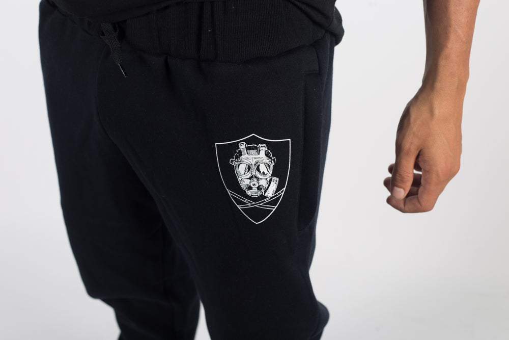 Image of Insane Gentlemen Tracksuit Bottoms BluRay-Black