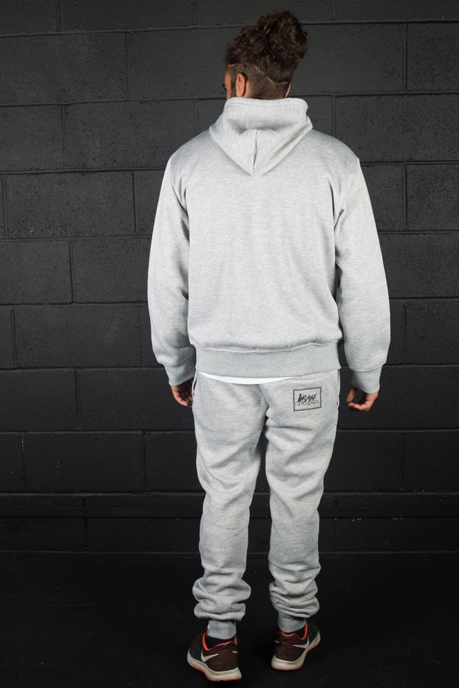 Image of Insane Gentlemen Tracksuit Set Grey