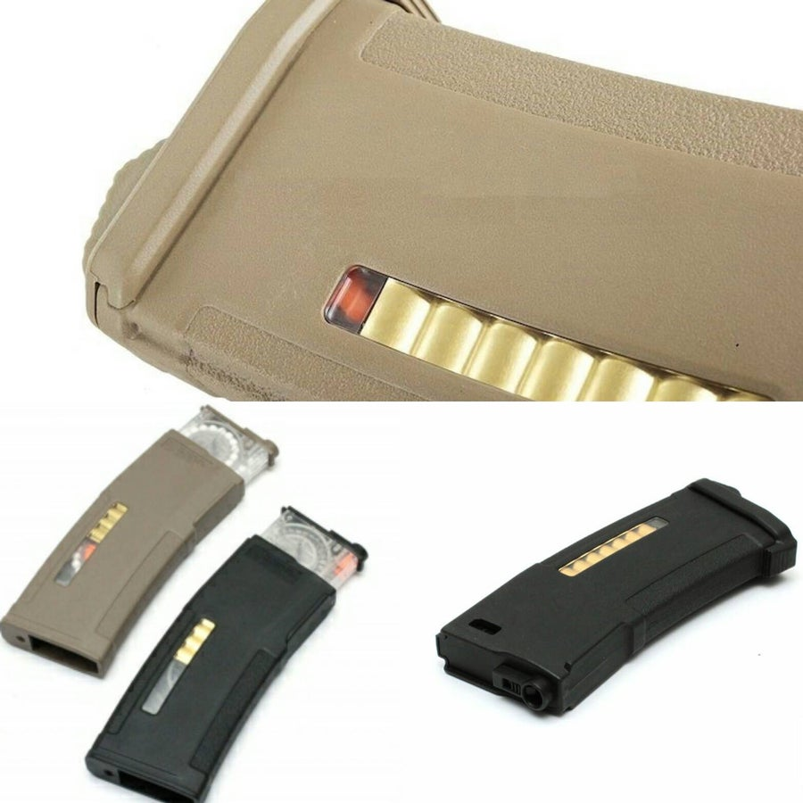Image of PTS Enhanced Polymer Magazine - Black