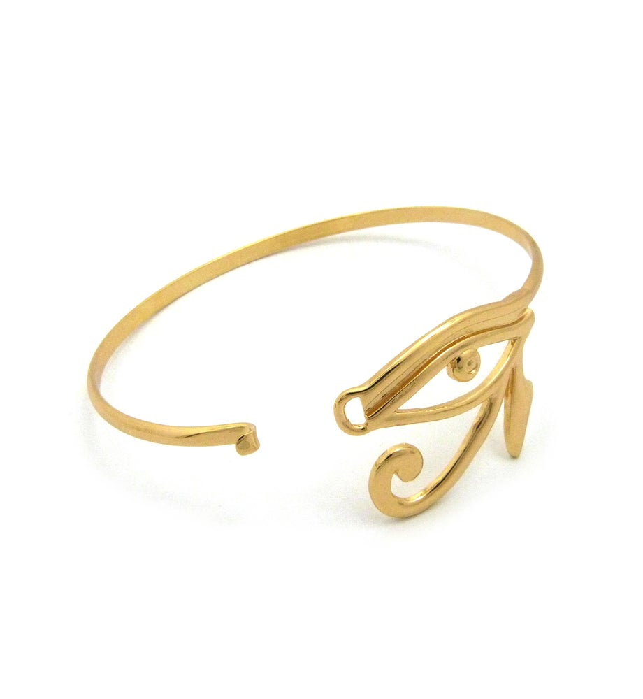 Image of EYE OF RA BRACELET