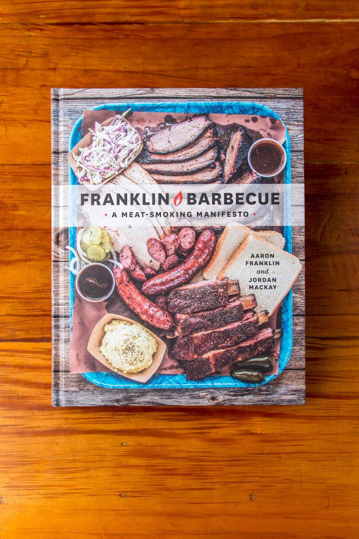 Image of Franklin BBQ: A Meat Smoking Manifesto