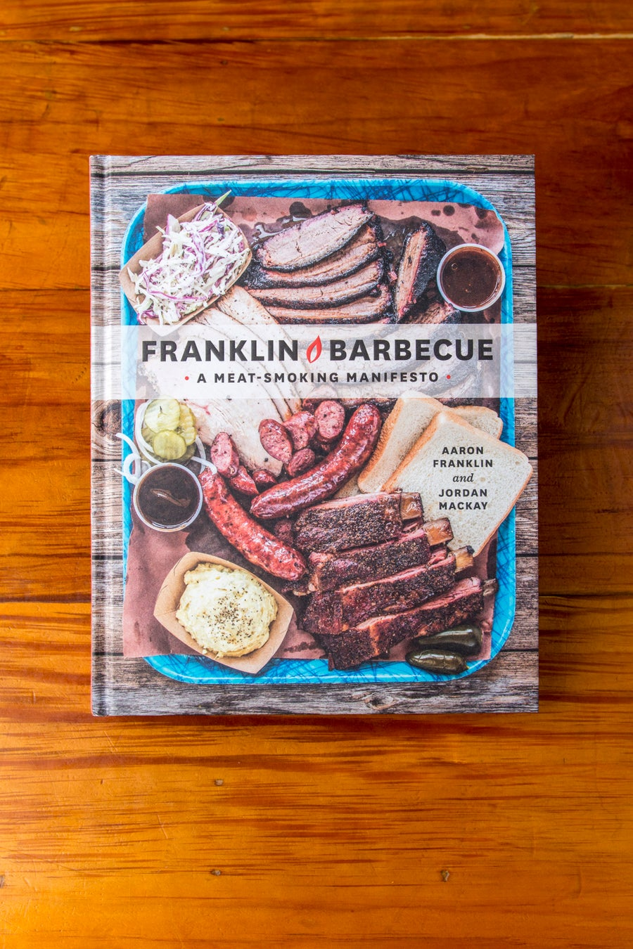 Image of Franklin BBQ: A Meat Smoking Manifesto