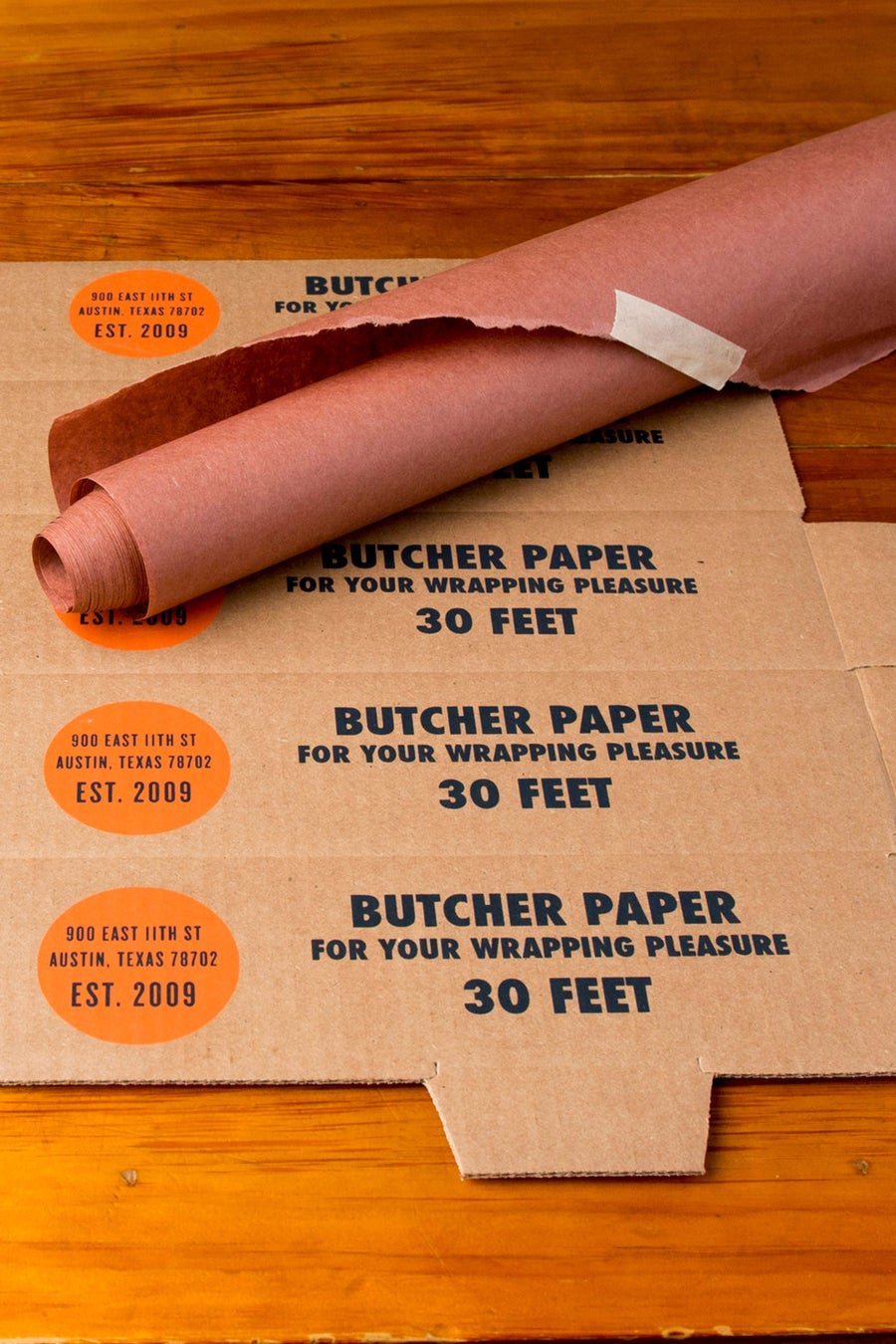 Image of Franklin Barbecue Butcher Paper