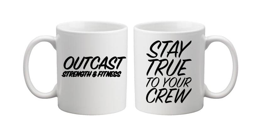 Image of Outcast Racerback Vest & Mug