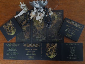 Image of VASSAFOR Invocations of Darkness 3CD