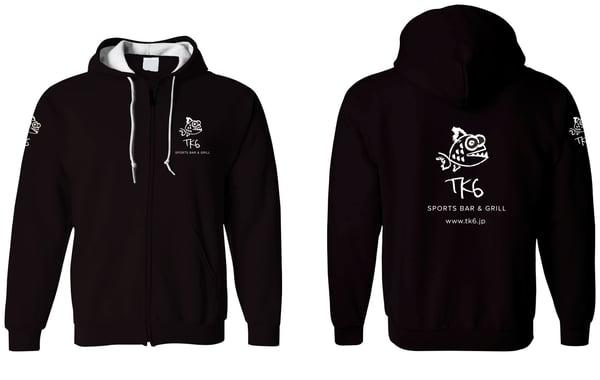 Image of TK6 Hooded Sweatshirt