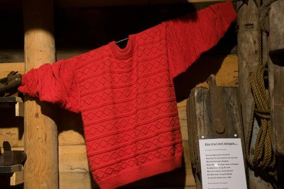 Image of Arnemuiden Dutch Fisherman's Sweater