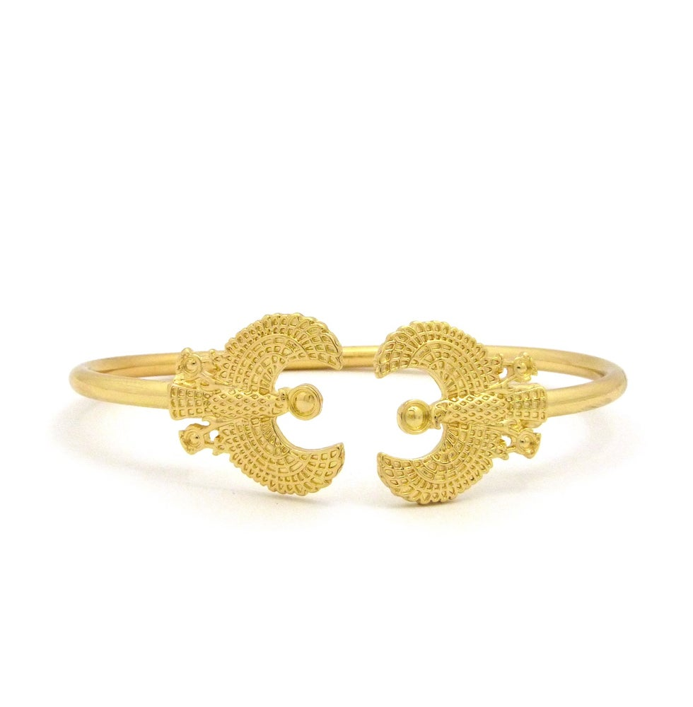 Image of GOLD FALCON BRACELET
