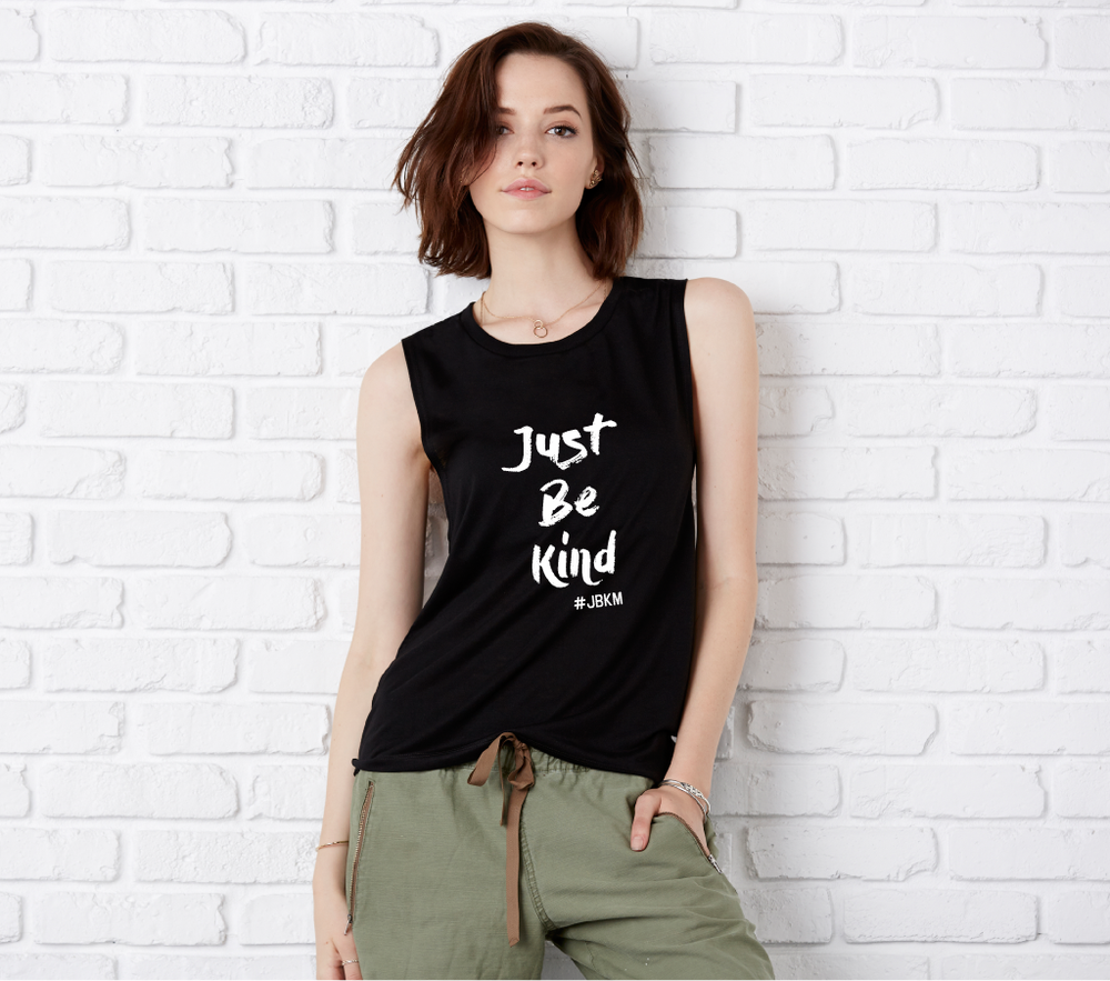 Image of Just Be Kind - muscle tank