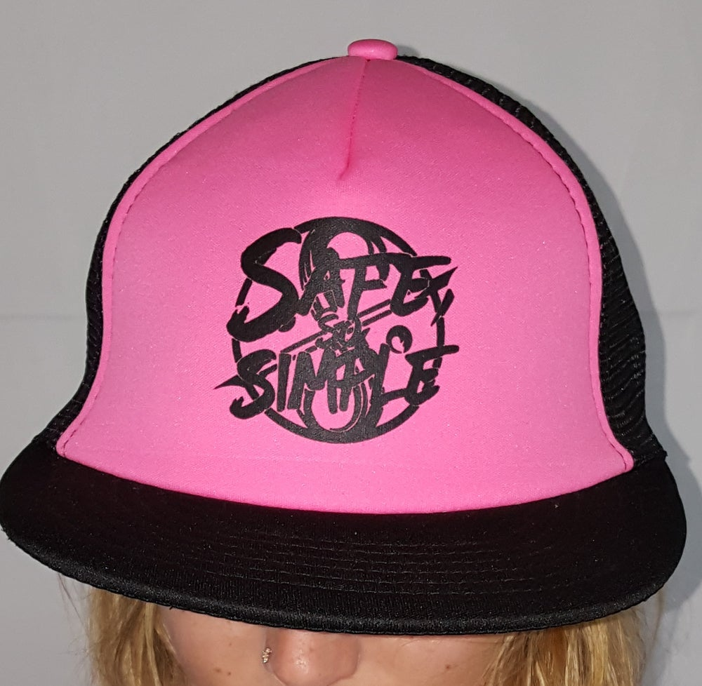 Image of S,SS Logo Snap Back - Mesh Back