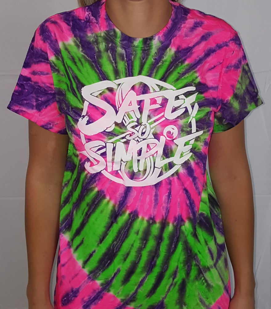Image of S,SS Logo TIe-Dye
