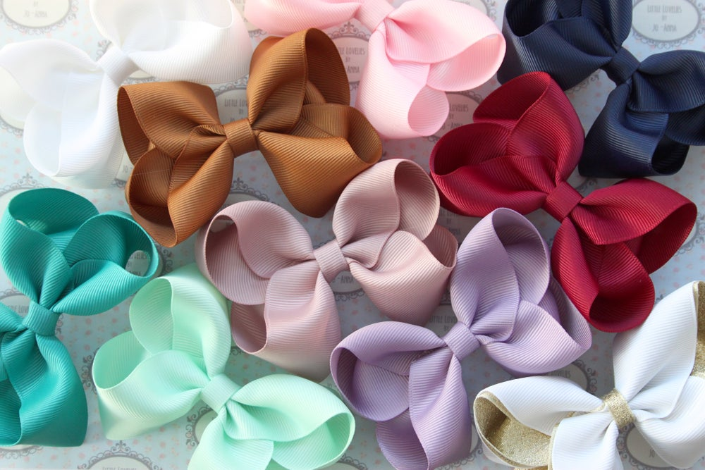 Image of Large boutique bow