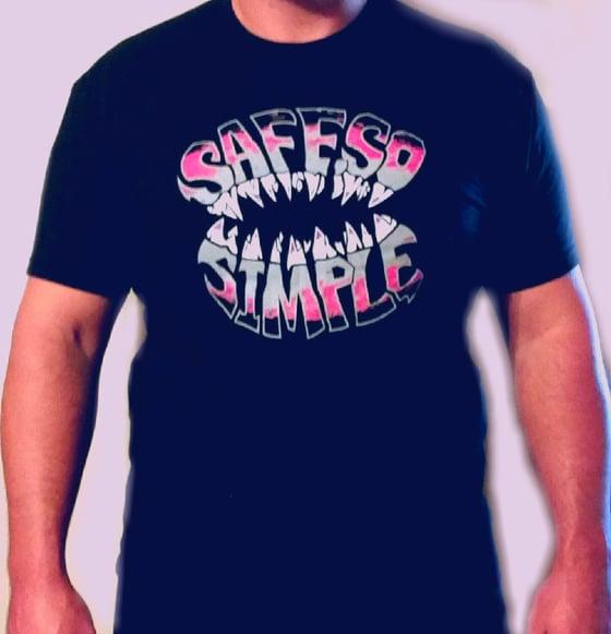 "Image of ""Teeth Like Sharks"" T-Shirt - Men's"