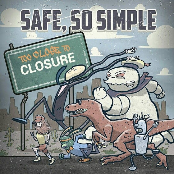 "Image of ""Too Close To Closure"" EP"