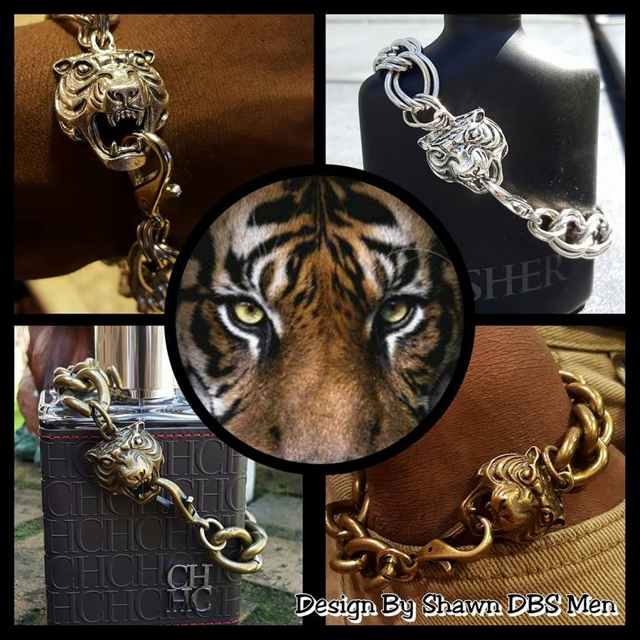 "Image of DBS Men ""The Tiger""  Limited Edition."