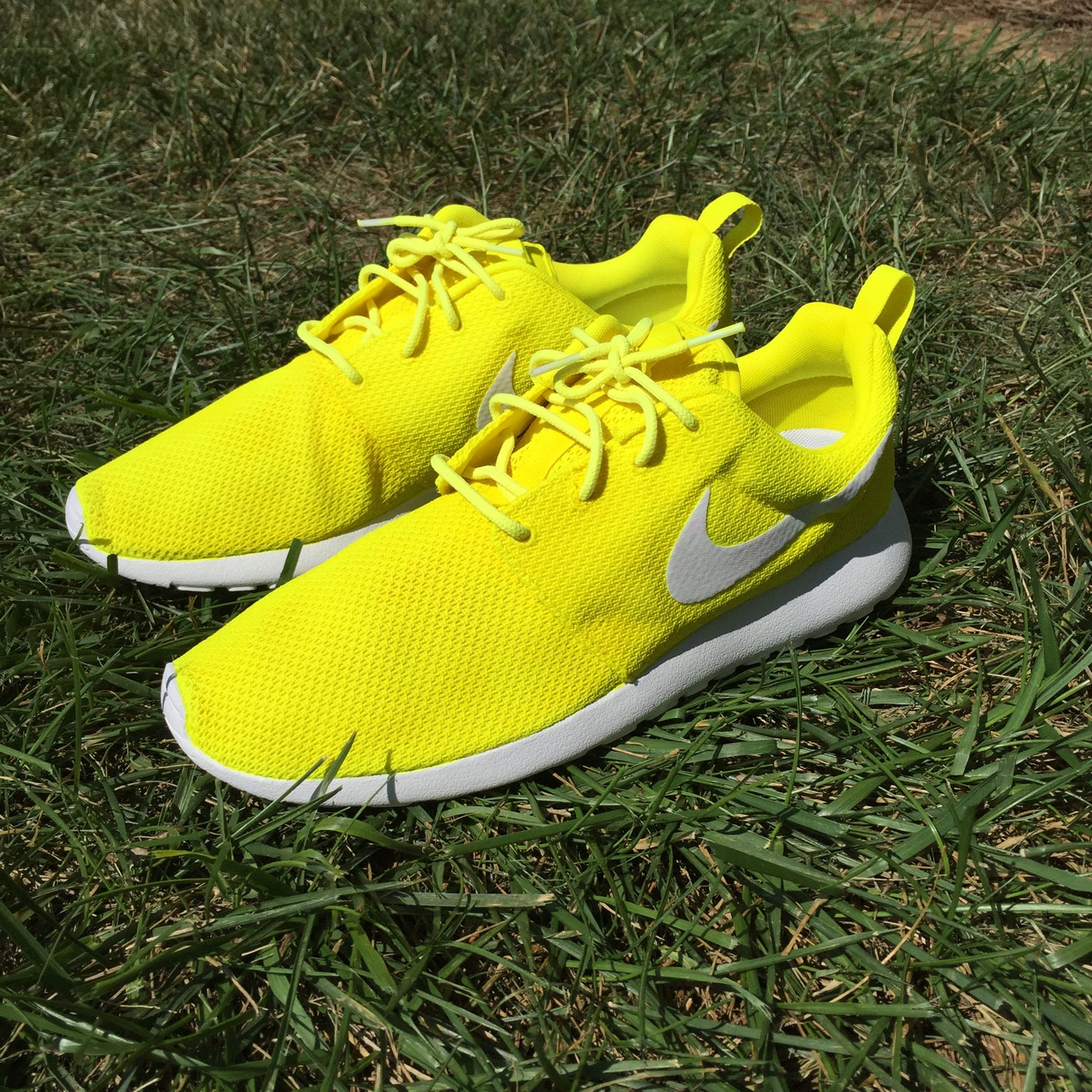 "Image of Custom ColorRush Roshe ""YELLOW"""