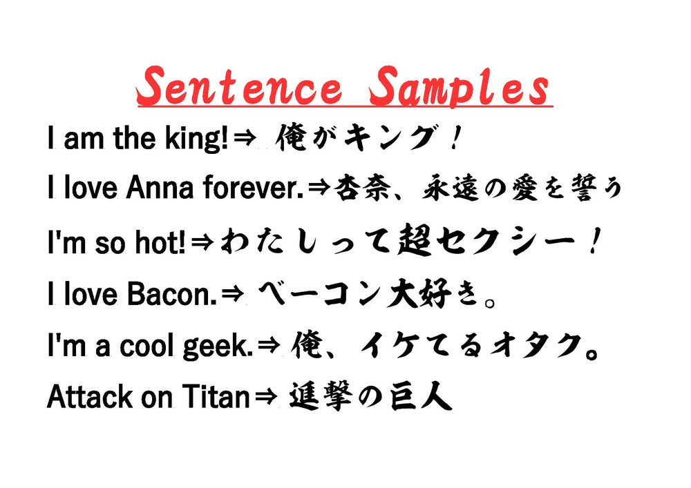 Kanji translator