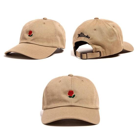 85b8b442d7e Image of The Hundreds Rose Cap Snapback DAD CAP
