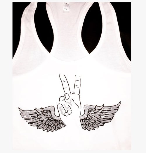 Image of Women's Deuces Fly Tanks
