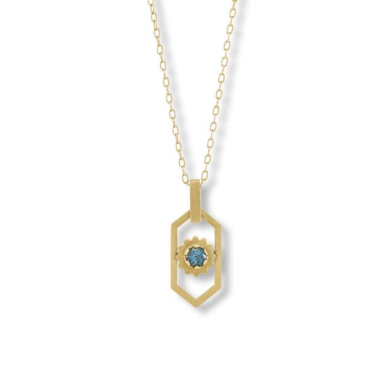 Image of Palma Blue Necklace