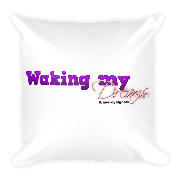 Image of Waking my Dreams PILLOW