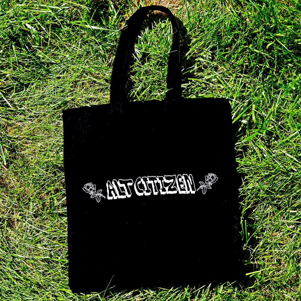 Image of Alt Citizen X Miza Coplin Rose Tote