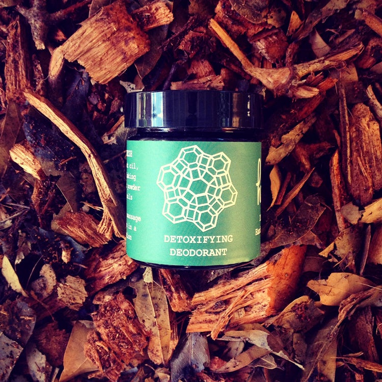 Image of Detoxifying Deodorant - Foresty Fresh