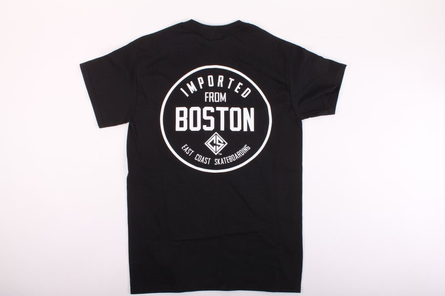 "Image of ""Imported"" Tee"
