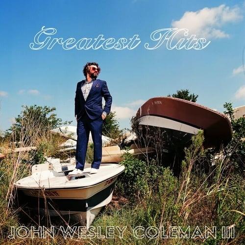 """Image of John Wesley Coleman III """"Greatest Hits"""" LP"""