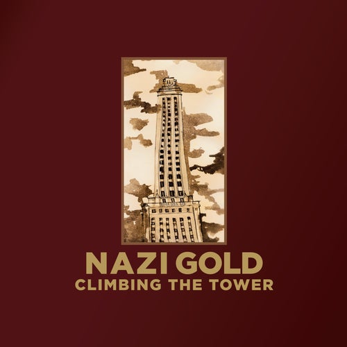 "Image of Nazi Gold ""Climbing The Tower"" 12"" EP"