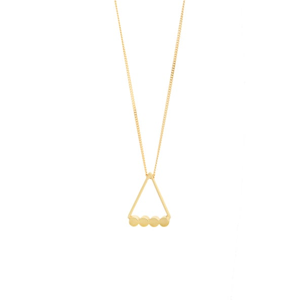 Image of IceCream Gold Necklace