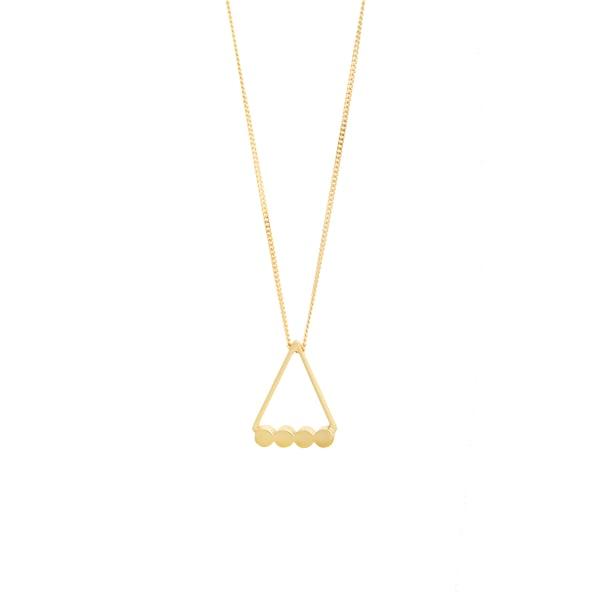 Image of IceCream Gold Necklace