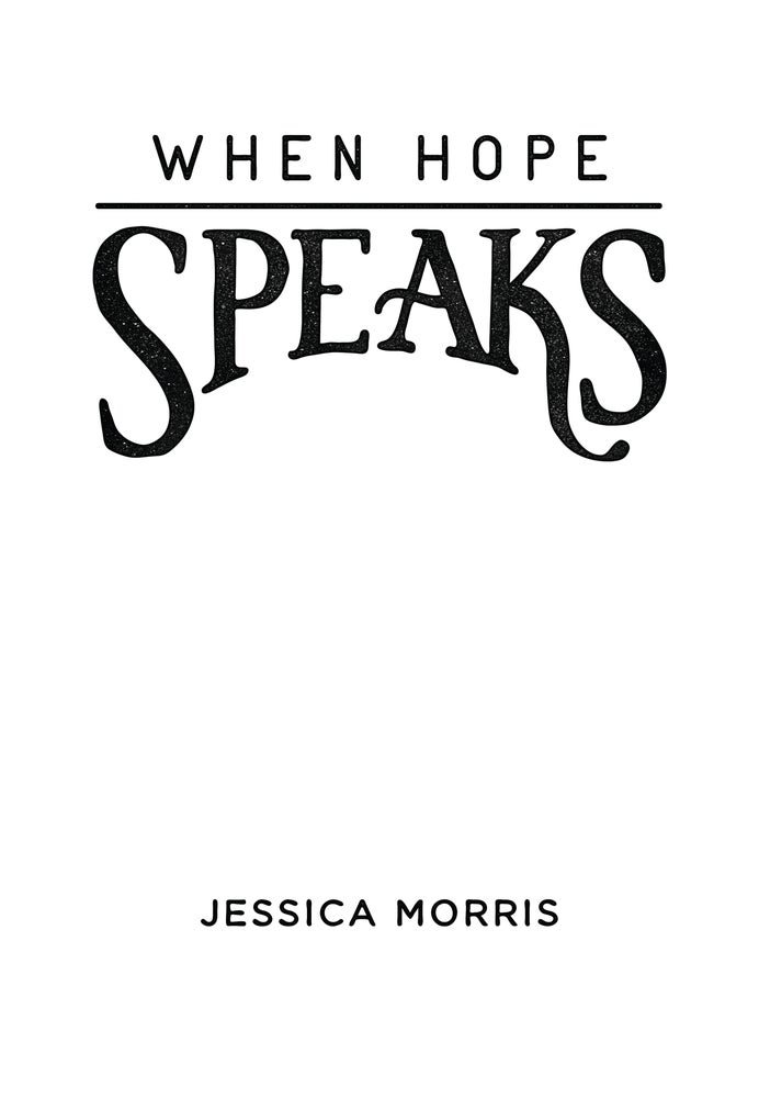 Image of When Hope Speaks (book)