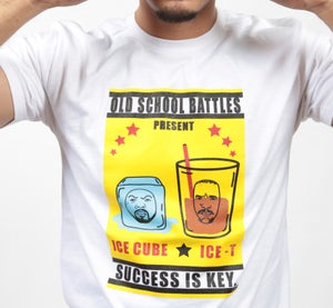 Image of Ice Cube vs Ice Tea Graphic tee