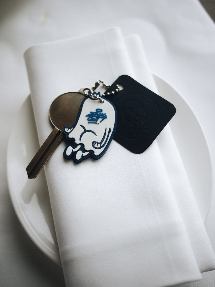 Image of HollowGhost Keychain
