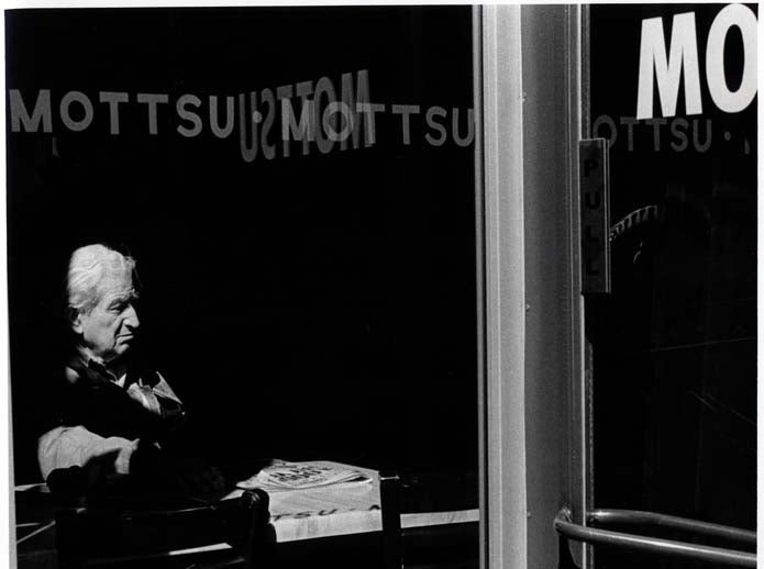 Image of framed print of original photograph - newyork246-31