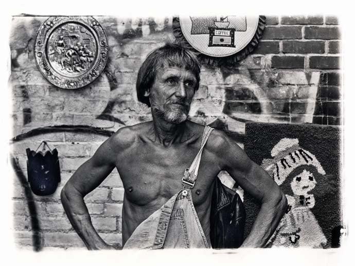 Image of framed print of original photograph - newyork245-23